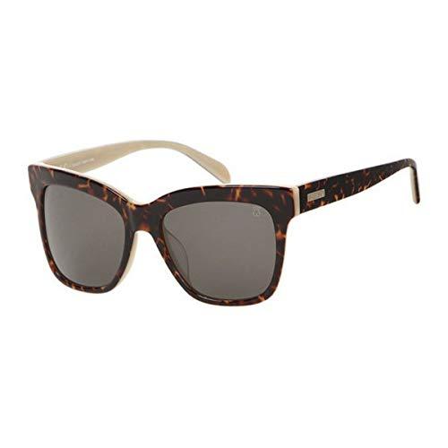 Tous STO923G5809HZ, Gafas de Sol para Mujer, Shiny Milky Beige, 58