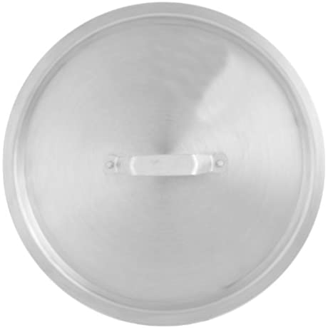 Thunder Group 200 Quart Aluminum Stock Pot Lid