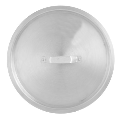 100 Quart Aluminum Stock Pot - Thunder Group 100 Quart Aluminum Stock Pot Lid