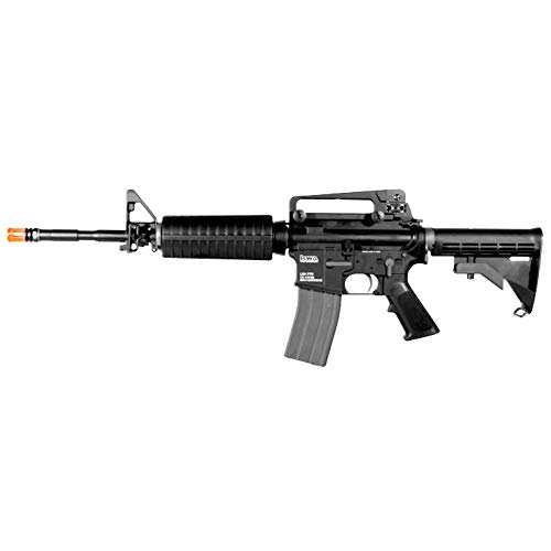 KWA LM4 PTR 6mm Gas Blowback 40rd Airsoft Rifle - Gas Rifle