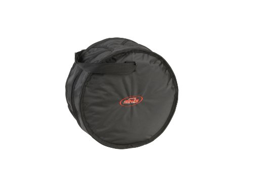 - SKB Snare Drum Gig Bag, Black, inch (1SKBDB6513)