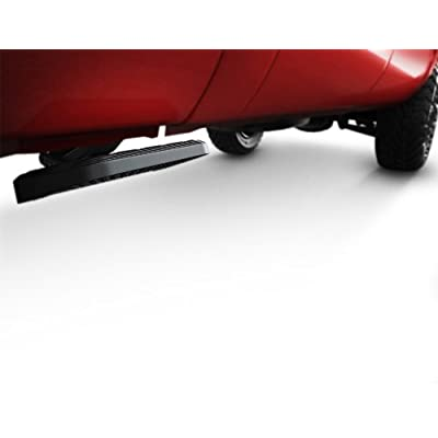 Image of Body AMP Research 75407-01A BedStep2 Retractable Truck Bed Side Step for 2014-2019 Silverado & Sierra 1500, 2015-2019 Silverado & Sierra 2500/3500 (All Beds)
