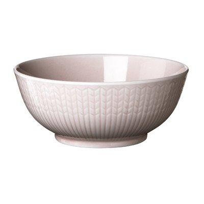 Rice Bowl Rose - Swedish Grace 10 oz. Rice Bowl Color: Rose
