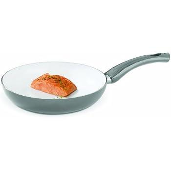 Amazon.com: Bialetti Ceramic Pro Hard Anodized Nonstick Fry Pan, 10 ...