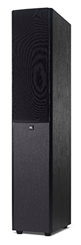 JBL Arena F27 Black Floor Standing Loudspeaker with Special Edition Grilles & Logo Single/Each Black