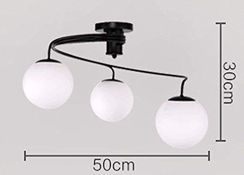 Burst Residential Outdoor Wall - WHKZH Personality Simply Loft Vogue Industrial Style Fabricing Store Spotlight Unseen Ceiling Lights Light Bar Context Wall Style Devise,#1