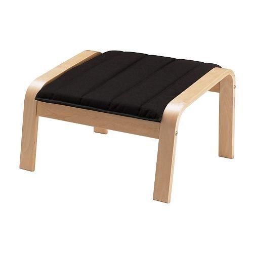 Ikea Ottoman cushion, Ransta black 1228.52020.1818