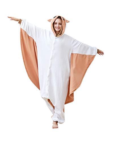 Laidisi Novelty Halloween Costumes Pyjamas Unisex Adult One-Pieces