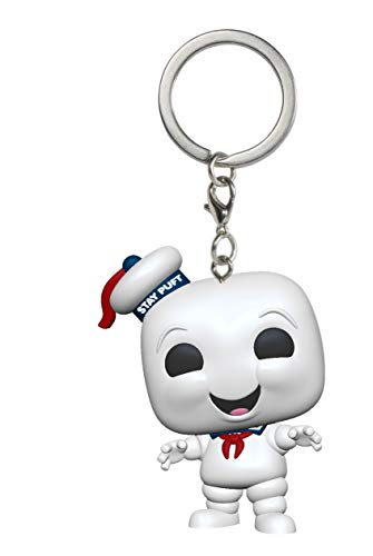 Funko Pop! Keychains: Ghostbusters - Stay Puft -