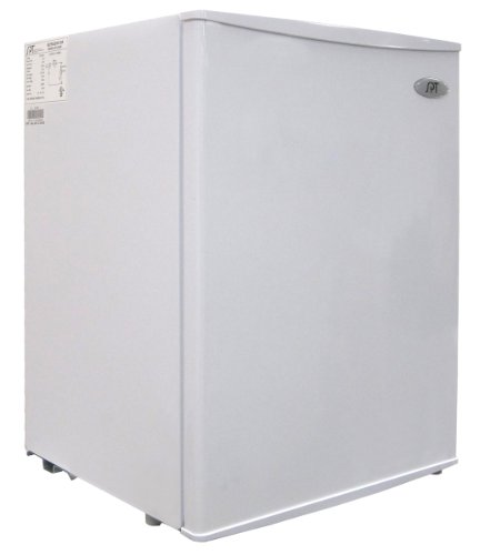 SPT 2-1/2-Cubic Foot Compact Energy Star Refrigerator, White