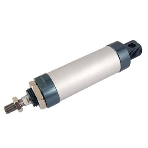 DealMux Pneumatic Component 32mm Bore 50mm Stroke Air Cylinder DLM-B008MNKF9S