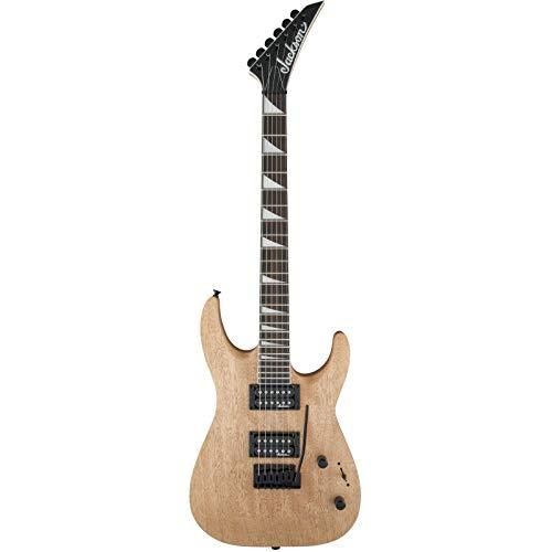 Jackson JS Series Dinky Arch Top JS22 Electric Guitar (Natural Oil, Amaranth Fingerboard)