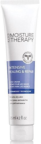 Avon Moisture Therapy Intensive Hand Cream for extra Dry Skin, 4.2 Ounce