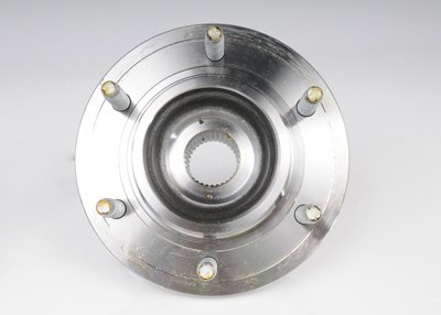 ACDelco FW314 GM Original Equipment Front Wheel Hub and Bearing Assembly with Wheel Speed Sensor and Wheel Studs