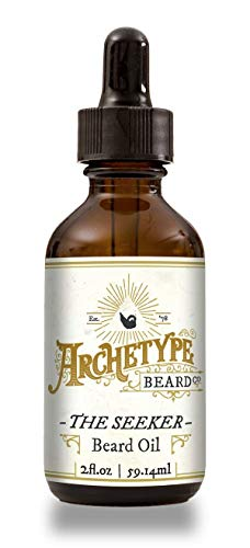 Archetype Beard Company - Premium Beard Oil - The Seeker - 2 Oz -