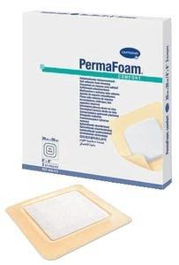 Adh Foam Dressing - Permafoam Comfort Adh Foam Dressing, 8 X 8 by HARTMANN-CONCO