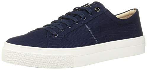 Ted Baker Men's Eshron Sneaker, Dk Blue, 7 Regular US (Ted Baker Blue Shoes)