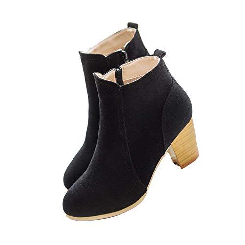 Travail Chaussures À Glissière Latérale Noires Élégantes Eu De Deed 38 wTdqE4w