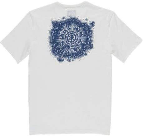Element - Camiseta - para hombre Bone White XL: Amazon.es: Ropa y accesorios