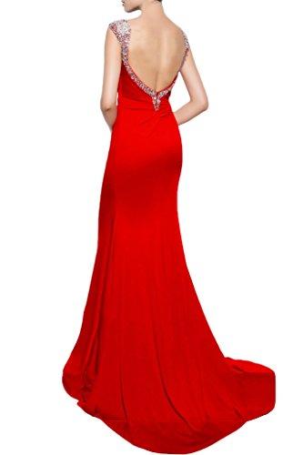 Missdressy - Vestido - Escotado por detrás - para mujer morado 46