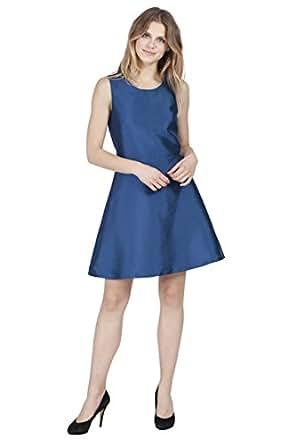 POETE Kelly, Vestido para Mujer, Azul, 1