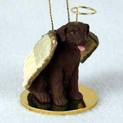 Amazon.com: Christmas Ornament: Chocolate Lab: Home & Kitchen