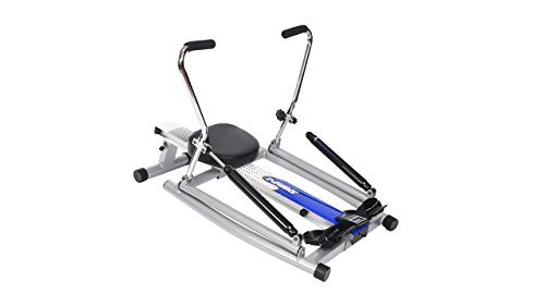 Stamina 35-1215 Orbital Rowing Machine Free Motion Arms
