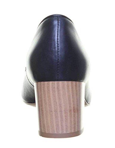 Stringate 7400 Justin Scarpe Donna Nero Reece XB CD299 5XgOXq