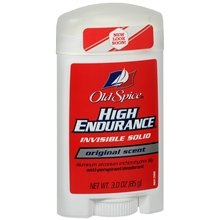 Old Spice High Endurance Anti-Perspirant/Deodorant Invisible Solid Original Scent 3.0 oz. (Quantity of 6) -  Groceries To Your Door
