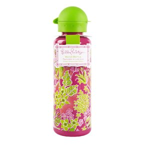 Lilly Pulitzer Water Bottle Luscious