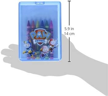 4 Crayola Paw Patrol Coloring Kit 5 6 Gift for Kids Travel Activity Ages 3