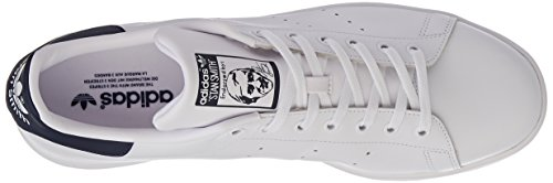 Adidas Navy Originals Zapatillas Blanco White Deporte De Smith Adulto Stan new running Unisex ggq6rwA