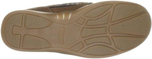 Chatham Marine Goodison - Zapatillas de vela de cuero para hombre Marrón (Brown)