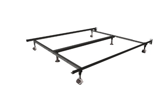 Mantua Heavy-Duty Insta-Lock Universal Adjustable Bed Frame by Mantua