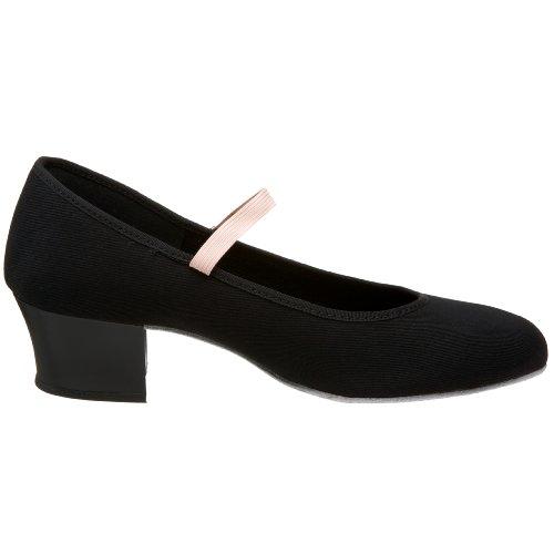 Black 5 Character Capezio Shoe Academy 456 Ladies UK wxUgCqOFgX