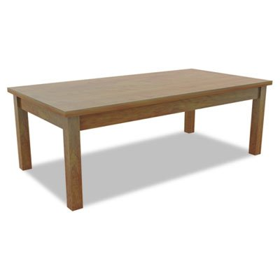 Valencia Series Occasional Table, Rectangle, 47-1/4 x 20 x 16-3/8, Medium Cherry, Sold as 1 Each