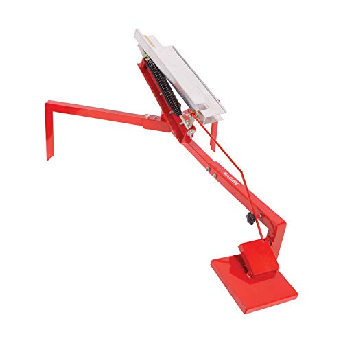 Allen Xcelerator Claymaster Sporting Clay Target Thrower - Foot Operated - Red