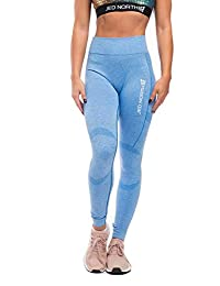 Jed North Women's Seamless Gym Fitness Workout Leggings