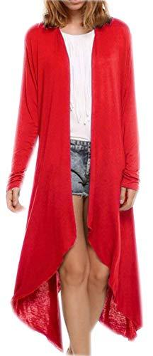 Saoye Fashion Tricot Femme en Printemps El Manteau Cardigan Automne Longues 66Tqwr7x