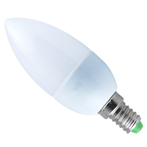 Generic Oval Light Bulb 21W Color White