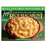 Amy's Rice Macaroni and Cheeze, 8 Ounce (Pack of 12)