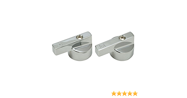 BrassCraft Mfg SH2005 Faucet Handle AM.ST.HERITAGE SINK HNDLS 843-123H//121C