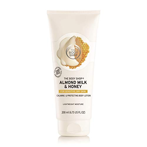 The Body Shop Almond Milk & Honey Body Lotion, 6.75 Fl Oz