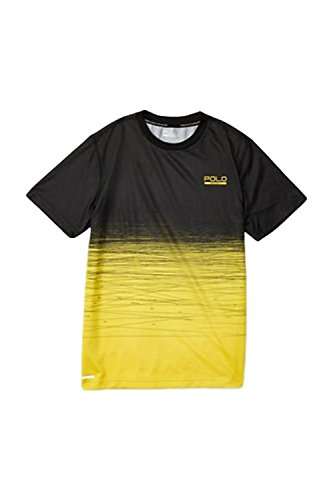 Polo Sport Ombre ThermoVent T-Shirt-BLACK MULTI- SMALL(8)