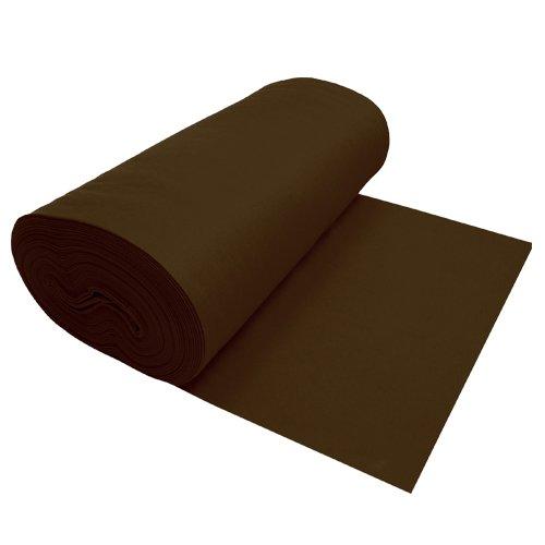 Viscose Felt Dark Brown 1154-72