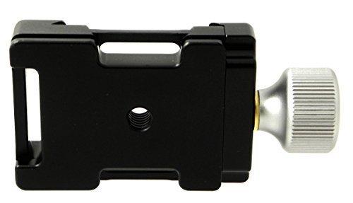 Desmond DAC-38 38mm QR Clamp 1/4'' Screw Hole & 3 Strap Bosses