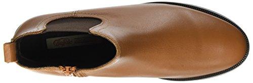 Buffalo Damen Es 30855l Sauvage Chelsea Boots Braun (cognac 01)