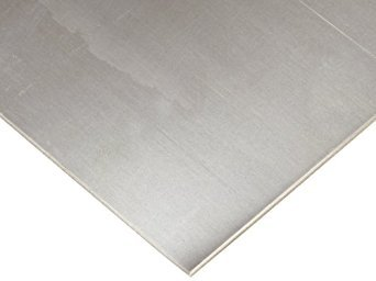 Alloy 625 Nickel Sheet .025'' Thick X 12'' X 12'' by Aeromax Metals