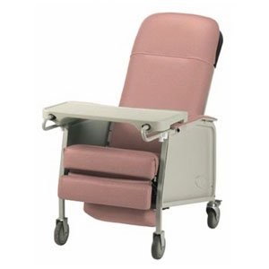 Basic 3-Position Recliner, Jade (Single [Each-1])