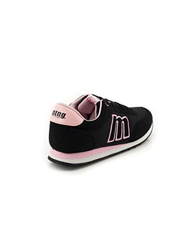 MTNG FUNNER Chica, Zapatillas de Deporte Para Mujer Negro
